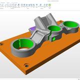 Designer Modelling CAD for CAM System Training Success